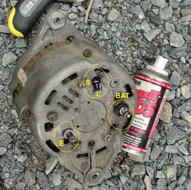 alternator swap  240260280.com